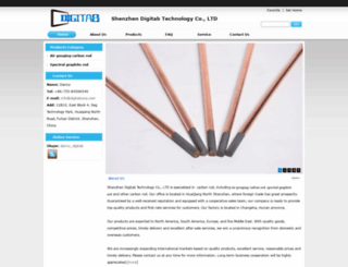 digitabcorp.com screenshot