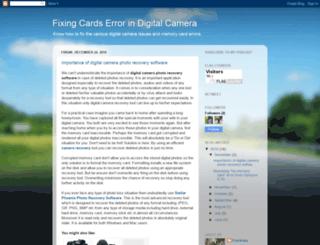 digital-cameras-recovery-software.blogspot.com screenshot