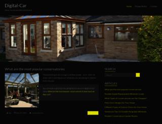 digital-car.co.uk screenshot