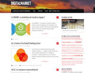 digital-market.news screenshot