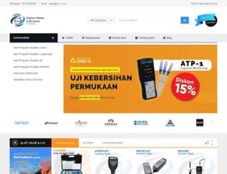 digital-meter-indonesia.com screenshot