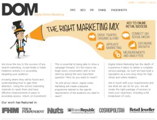 digital-online-marketing.com screenshot