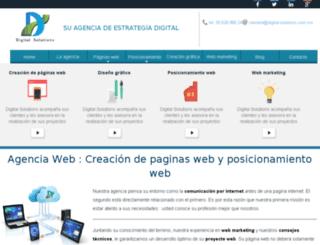 digital-solutions.mx screenshot