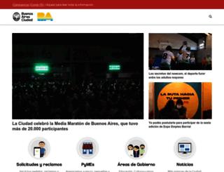digital.buenosaires.gob.ar screenshot