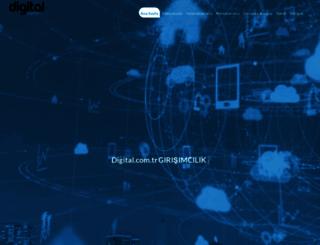 digital.com.tr screenshot