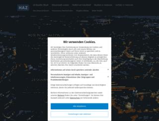 digital.haz.de screenshot