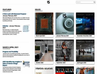 digital.interiorsandsources.com screenshot