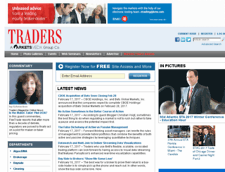 digital.tradersmagazine.com screenshot