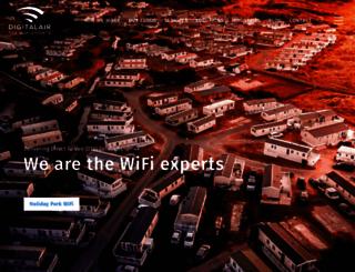 digitalairwireless.com screenshot