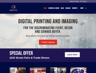 digitalartsimaging.com screenshot