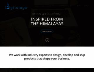 digitalaya.com screenshot