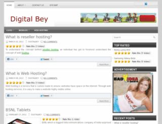 digitalbey.org screenshot