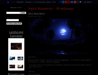 digitalblasphemy.com screenshot