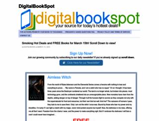 digitalbookspot.com screenshot