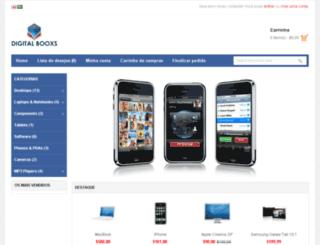 digitalbooxs.com.br screenshot