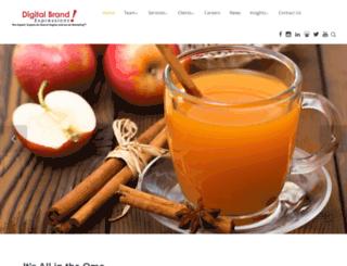 digitalbrandexpressions.com screenshot