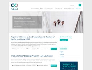 digitalbrandinsider.com screenshot