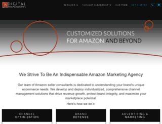 digitalbrandworks.com screenshot