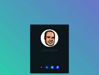 digitalbush.com screenshot