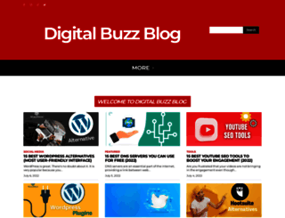 digitalbuzzblog.com screenshot