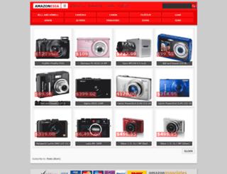 digitalcameras-shop.blogspot.in screenshot
