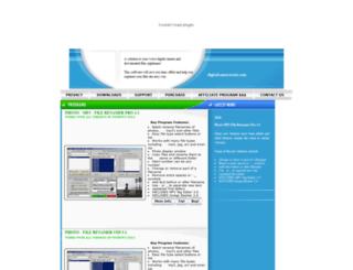 digitalcameratools.com screenshot