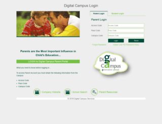 digitalcampus.in screenshot