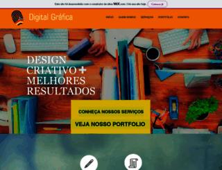 digitalcartoes.com.br screenshot