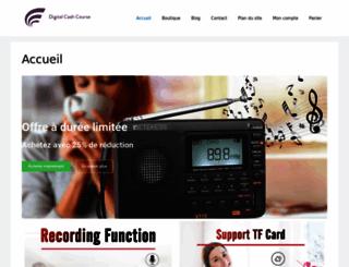 digitalcashcourse.com screenshot