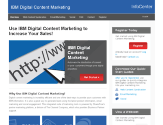 digitalcontentmarketing.sharedvue.net screenshot