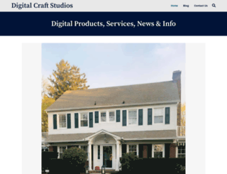 digitalcraftstudios.com screenshot
