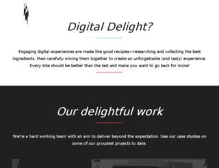 digitaldelight.com.au screenshot