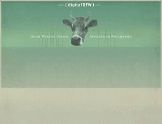 digitaldfw.com screenshot