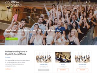 digitaldiploma.knowcrunch.com screenshot