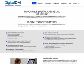 digitaldm.com screenshot