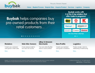 digitaldogpound.buybak.com screenshot