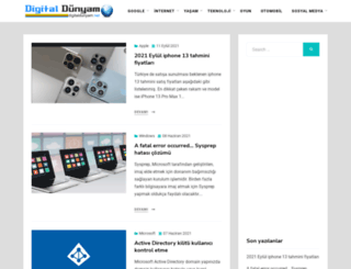 digitaldunyam.net screenshot