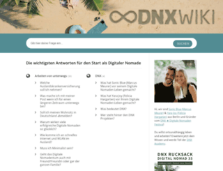digitalenomaden.net screenshot