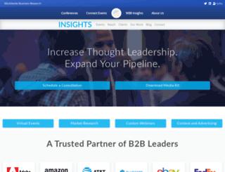 digitaleu.wbresearch.com screenshot