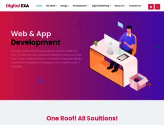 digitalexa.com screenshot