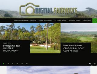 digitalfairways.com screenshot