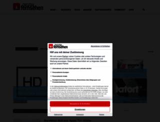 digitalfernsehen.de screenshot