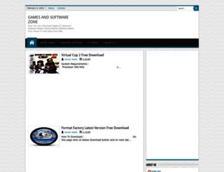 digitalgamingzone.blogspot.com screenshot