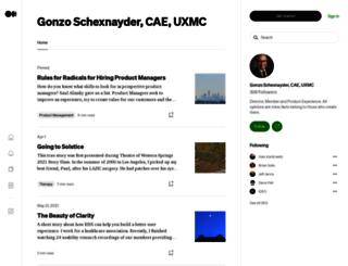 digitalgonzo.com screenshot