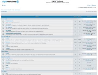 digitalgrapevine.info screenshot