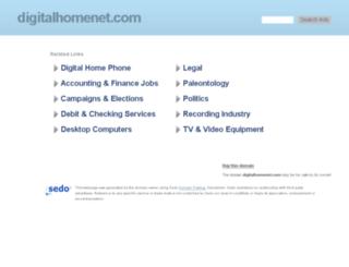 digitalhomenet.com screenshot