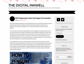 digitalinkwell.wordpress.com screenshot