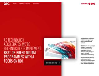 digitalinnovationgroup.com screenshot