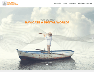 digitalintersection.com screenshot