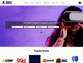 digitalintheround.com screenshot